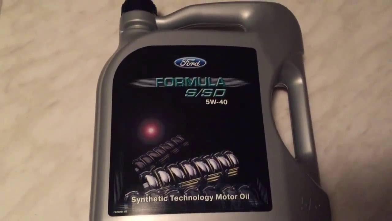 Замена масла в двигателе Форд Фокус 2