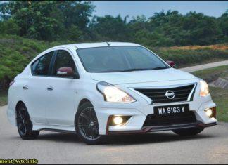 замена масленого фильтра Nissan Almera