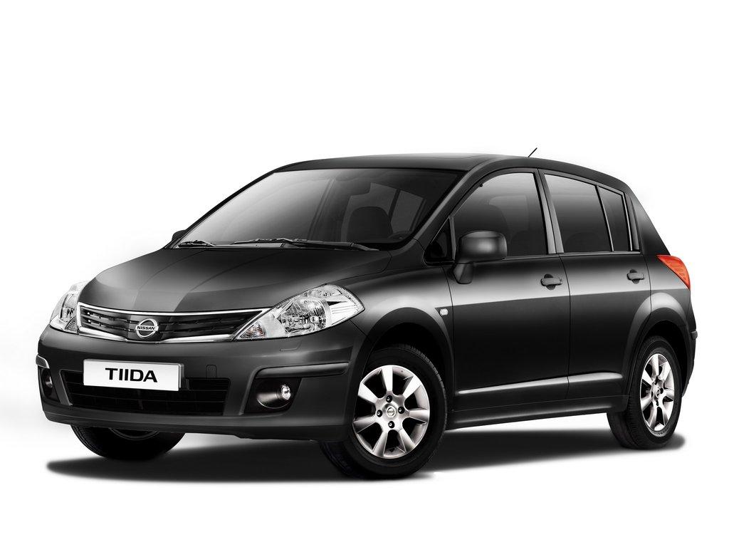 Nissan Tiida замена масла в двигателе
