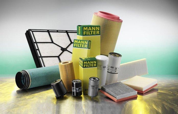 Воздушный фильтр Mann