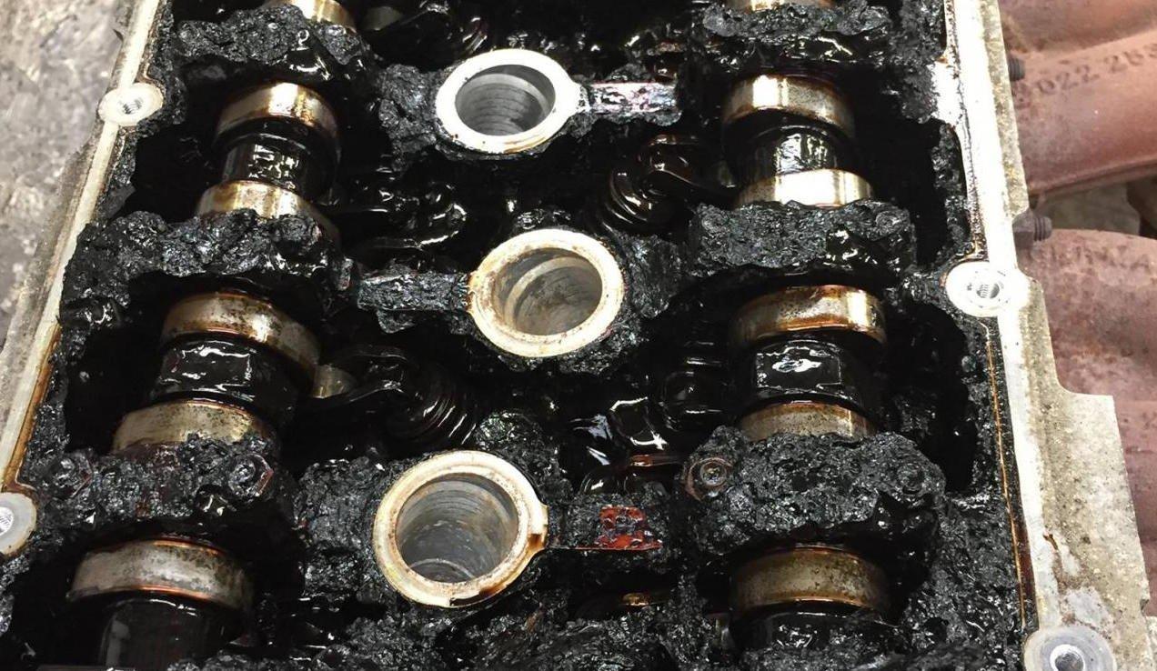Последствия несвоевременной замены смазочной жидкости двигателя