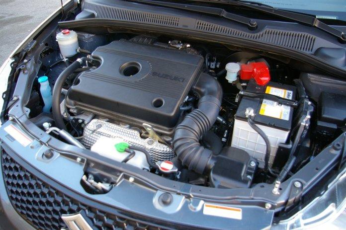 Двигатель Сузуки Лиана