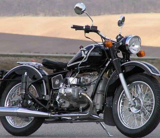 Замена масляного фильтра на мотоцикле Урал