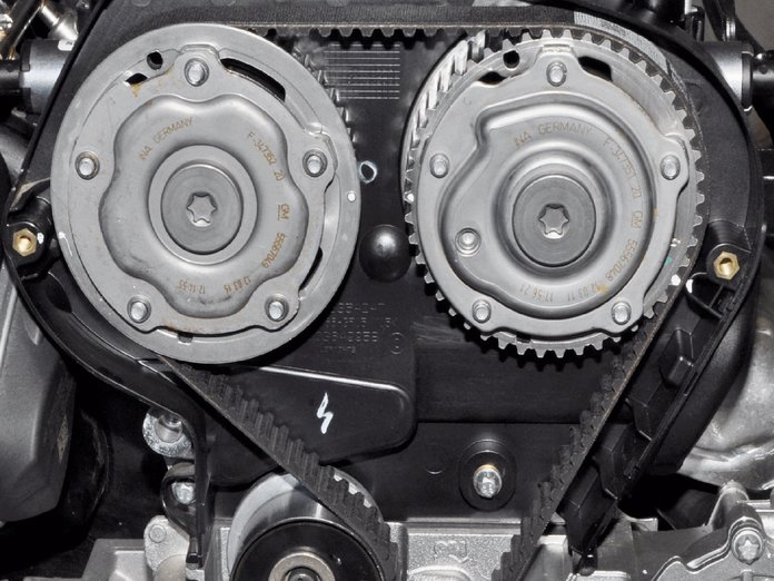Ремень ГРМ в автомобиле Форд Фиеста 1.4