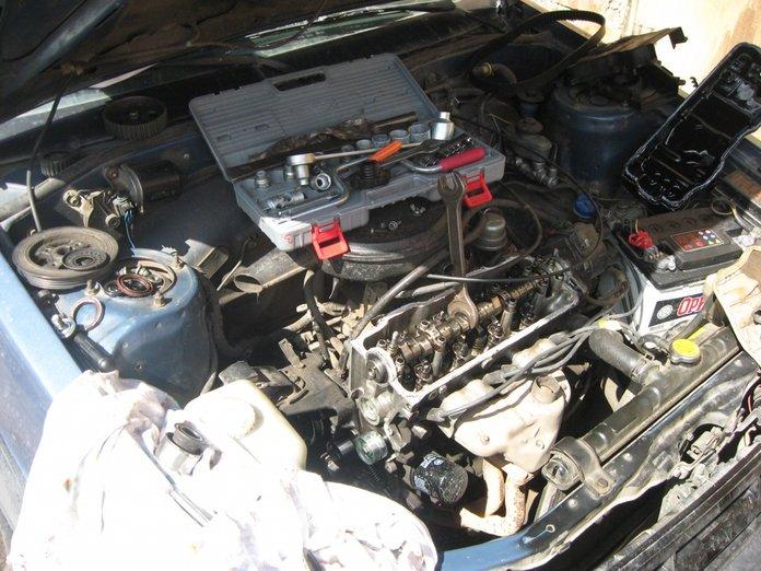 Двигатель Тойоты Корролы