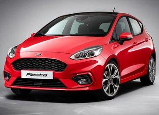 Форд Фиеста: замена ремня ГРМ
