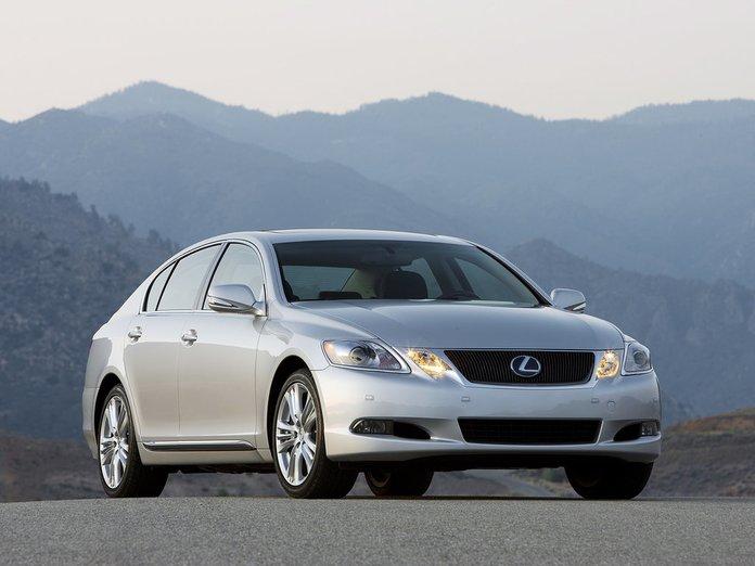 Автомобиль Lexus gs300 замена масла АКПП